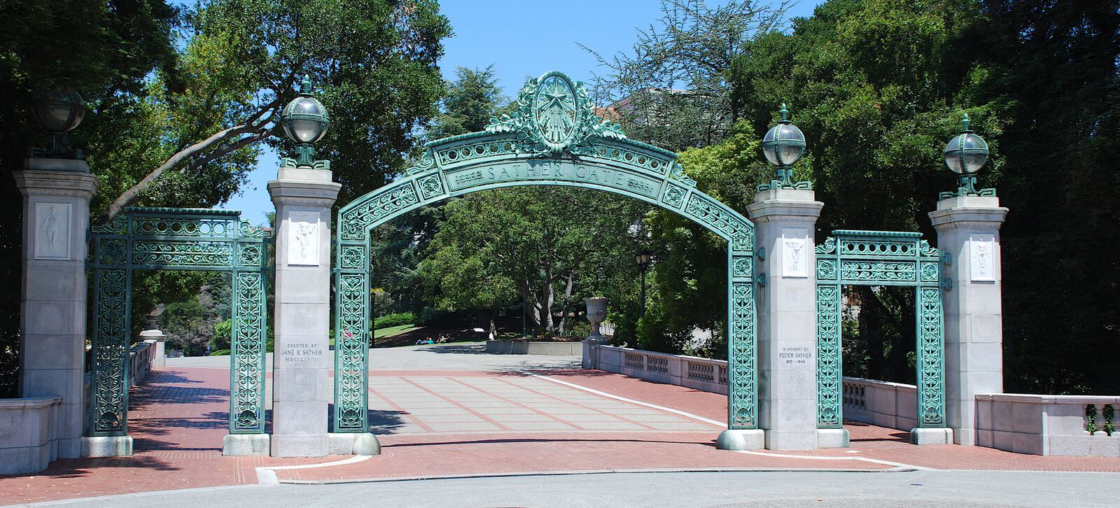 Sather Gate at UC Berkeley